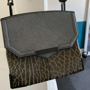 NWOT Alexander Wang Croc Embossed Marion Bag